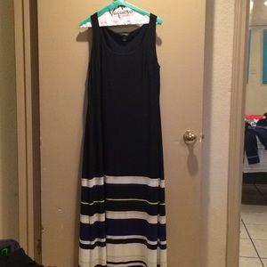 Women's Ralph Lauren maxi dress